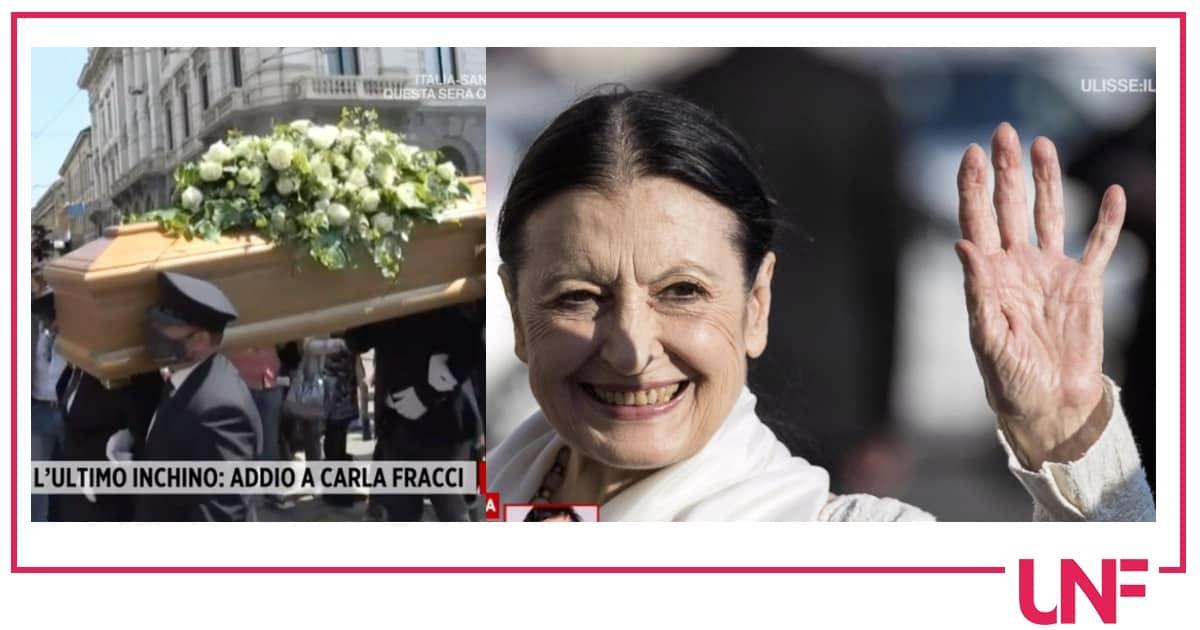 L'ultimo inchino: Carla Fracci entra per l'ultima volta al Teatro alla Scala
