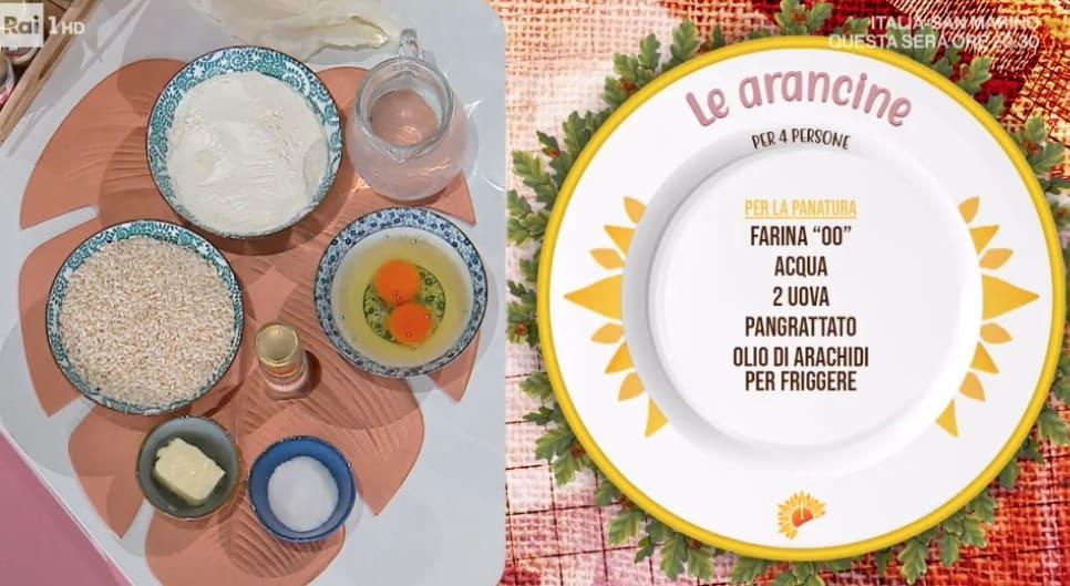 Le arancine palermitane, ricetta di Fabio Potenzano