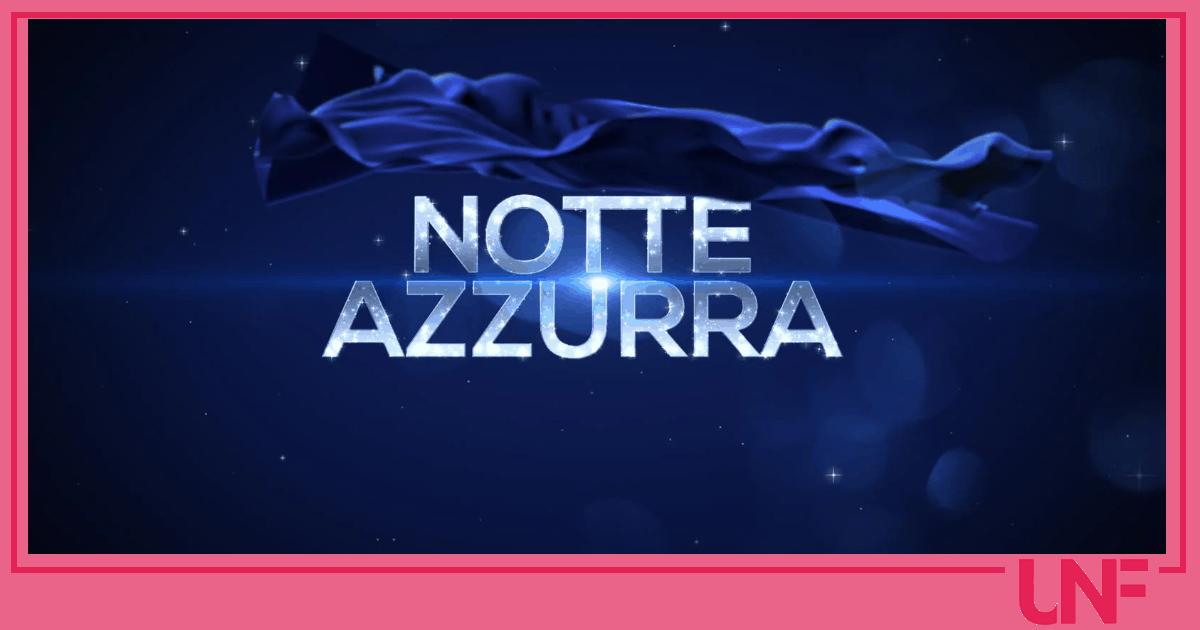 Notte Azzurra su Rai 1: Amadeus celebra la nazionale di calcio italiana