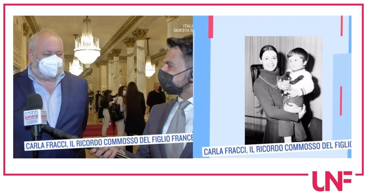 Francesco Menegatti, il ricordo commosso del figlio di Carla Fracci