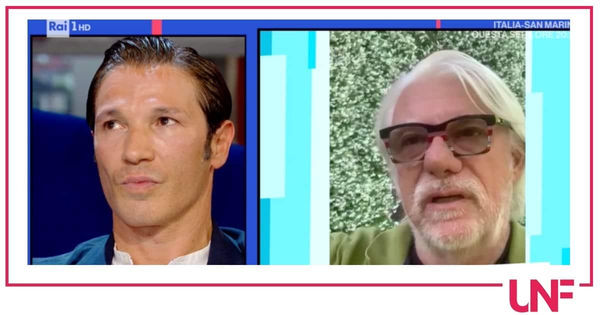 Francesco Venditti commosso per le parole di Ricky Tognazzi