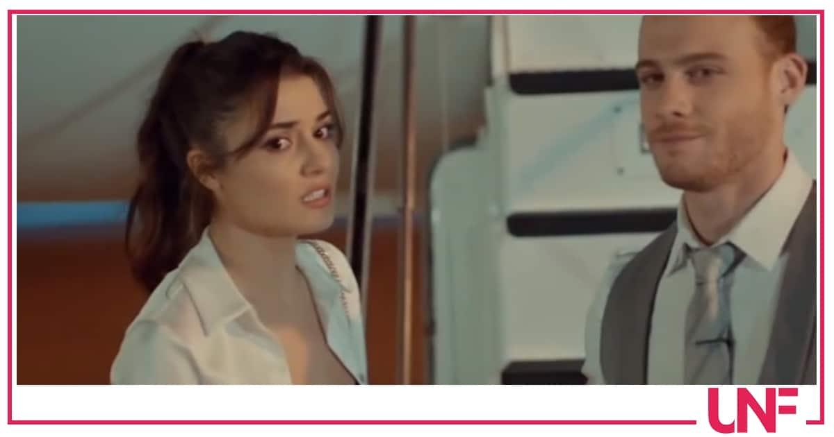 Love is in the air, anticipazioni prima puntata: è già scontro tra Eda e Serkan