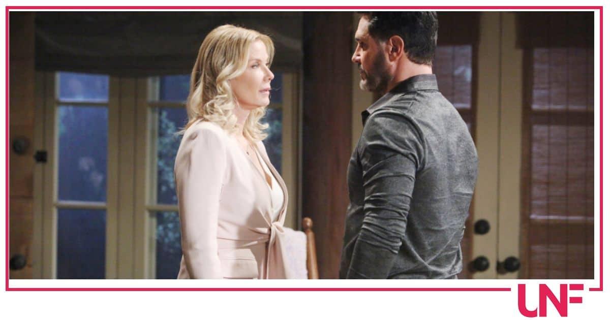 Beautiful anticipazioni: Brooke sedotta da Bill ci ricasca, e Katie?