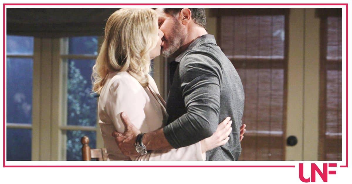 Beautiful anticipazioni: Brooke bacia Bill e poi si pente, ennesimo errore?