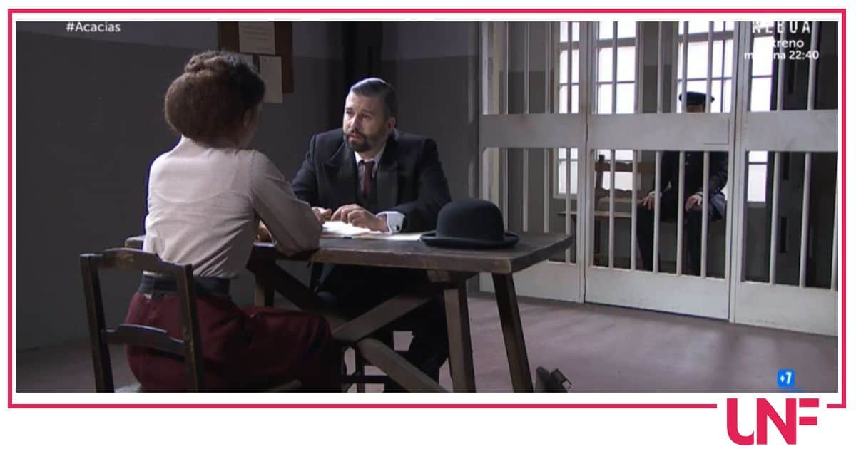 Una vita anticipazioni: Santiago confesserà le sue colpe per salvare Marcia?