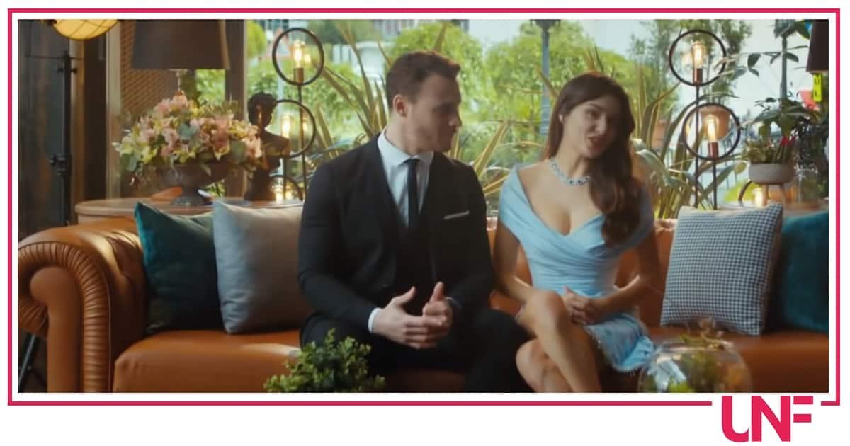 Love is in the air anticipazioni: Eda e Serkan si fingono fidanzati
