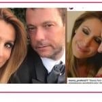 """L'agente di Adriana Volpe contro l'ex marito: """"Marco è gay, gelosia possessiva"""""""