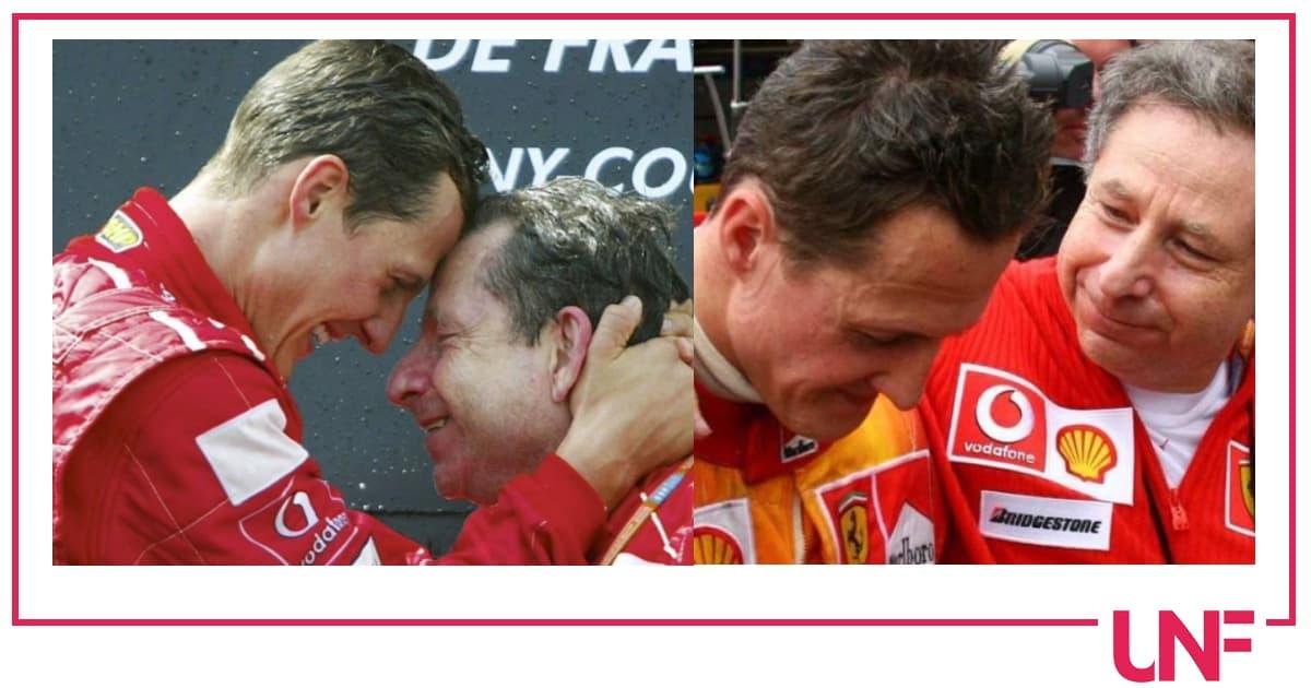 Michael Schumacher a 7 anni dall'incidente, Jean Todt non lo lascia solo