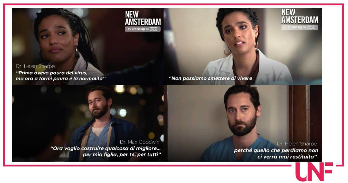 New Amsterdam 3: quello che le serie italiane non ci hanno raccontato