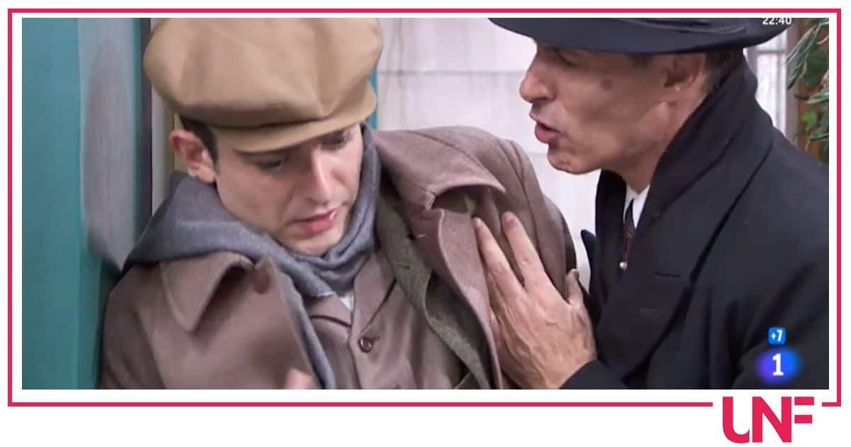 Una vita anticipazioni: Josè affronta Julio ma chi è questo ragazzo e cosa vuole da loro?
