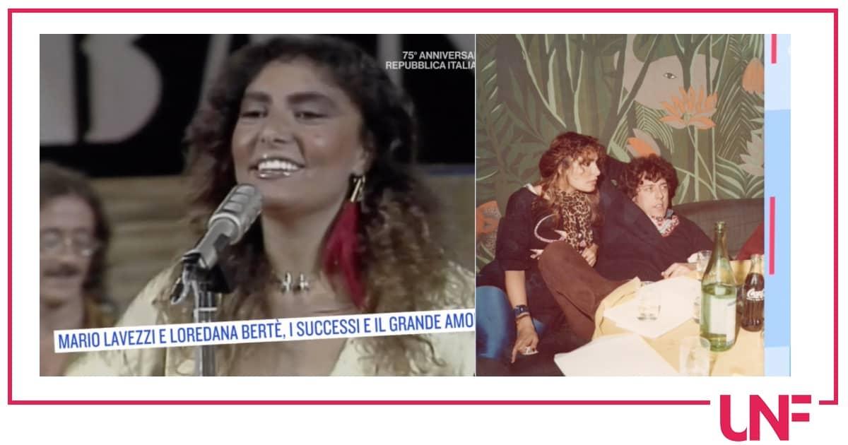 Mario Lavezzi, il rimpianto di non avere sposato Loredana Bertè