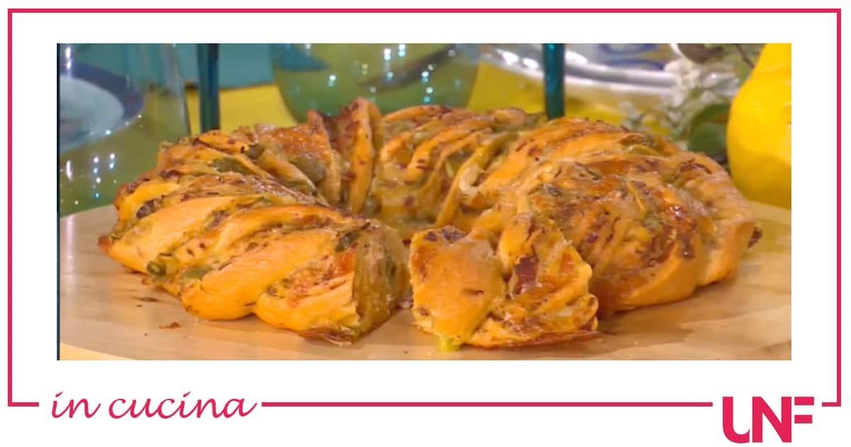 Ricette Fulvio Marino: angelica salata alle carote