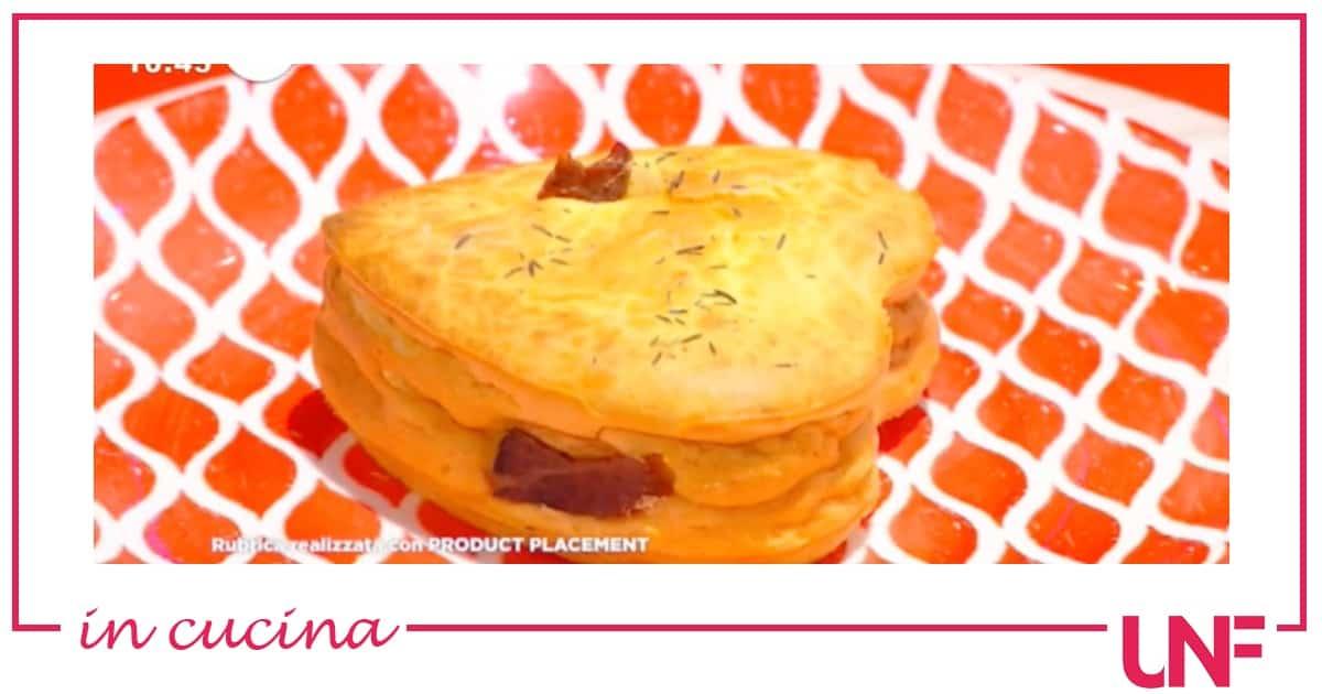 Tortini con roast-beef e formaggio, la ricetta di Samya