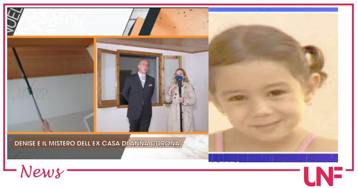 Denise Pipitone ultime: una stanza segreta nella casa di Anna Corona?
