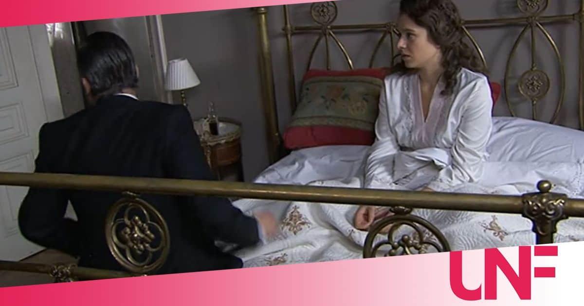 Una vita anticipazioni: è scontro Felipe-Genoveva, lei potrebbe perdere il bambino?