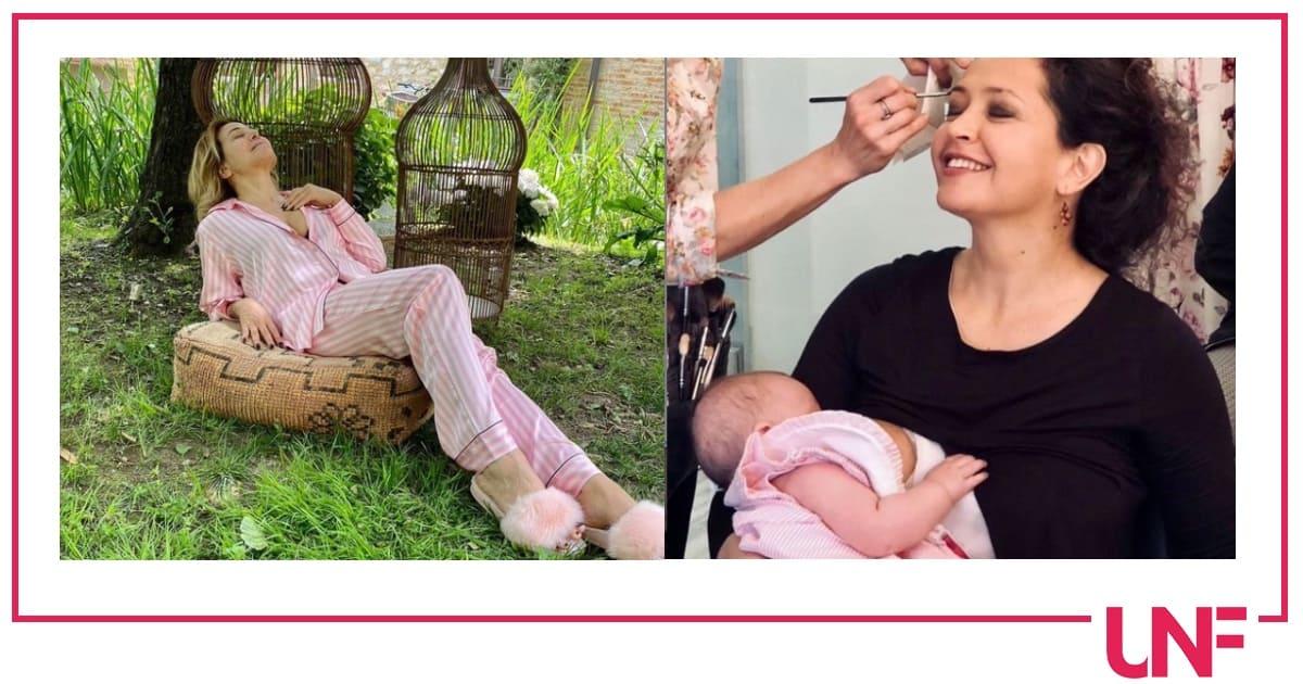 Barbara D'Urso presenta la piccola Sofia, la sua bellissima nipotina