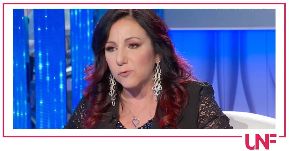 Antonella Ferrari a Domenica In: le hanno vietato di essere madre
