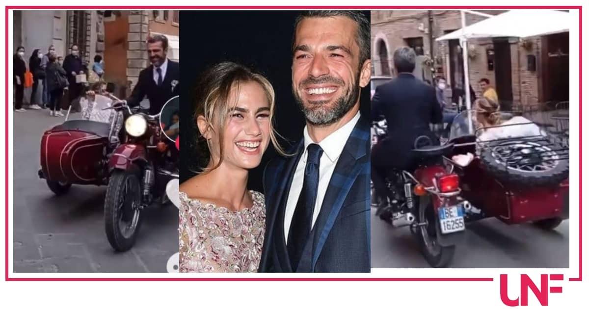 Il matrimonio a sorpresa di Luca Argentero e Cristina Marino nella loro amata Umbria
