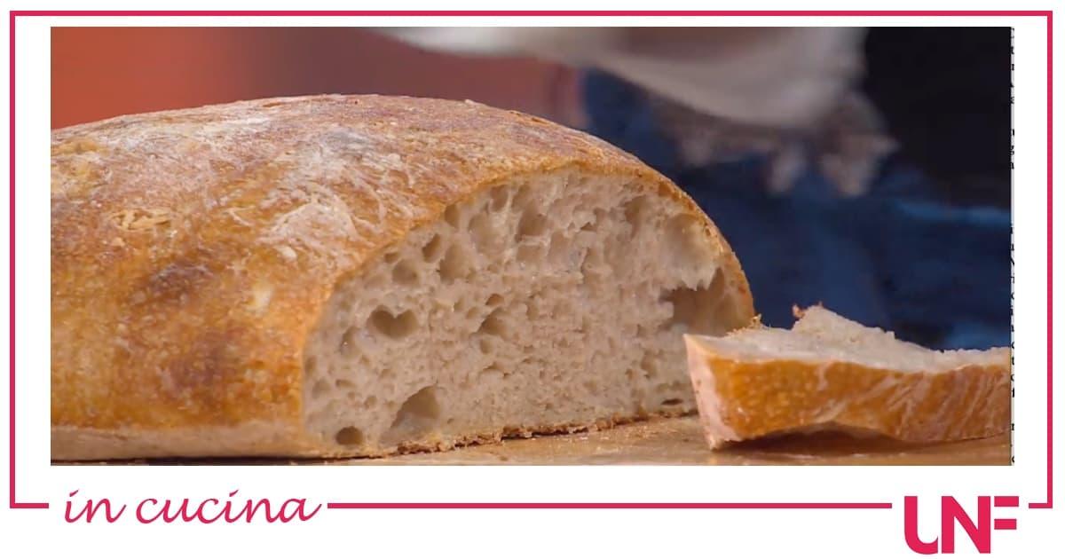 Pane di Triora, la ricetta di Fulvio Marino