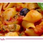 Conchigliette alla siracusana, la ricetta di Samya