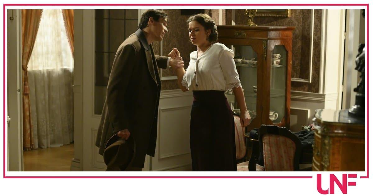 Una vita anticipazioni: Santiago rischia grosso ma non tradisce Genoveva, morirà?