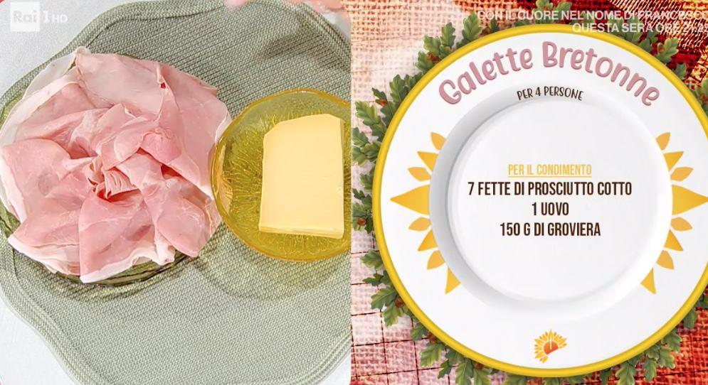 Galette Bretonne, la ricetta di Chloe Facchini