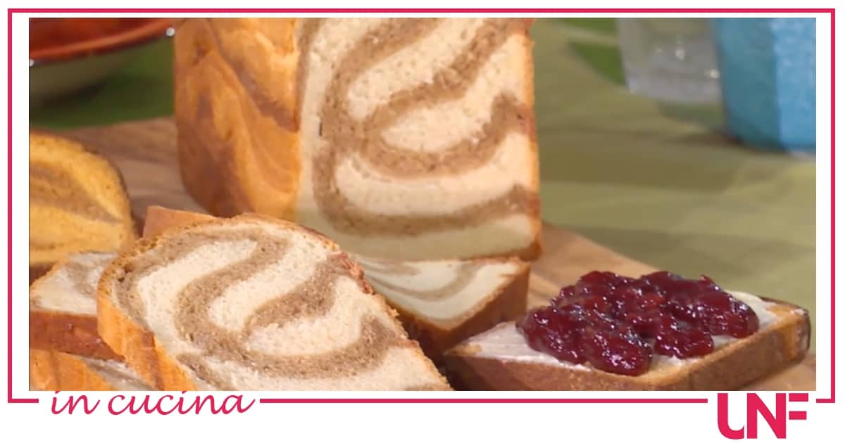 Fette biscottate bicolore, la ricetta di Fulvio Marino
