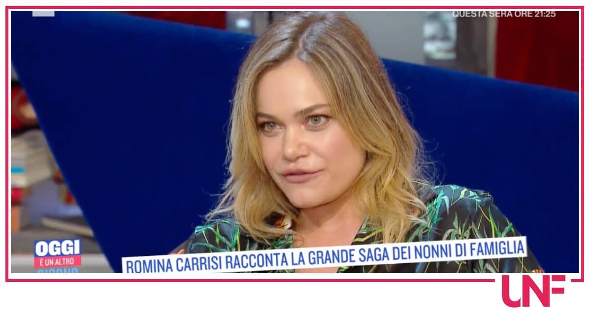 """Romina Carrisi: """"Sono molto fiera di mamma per come ha superato tutto"""""""