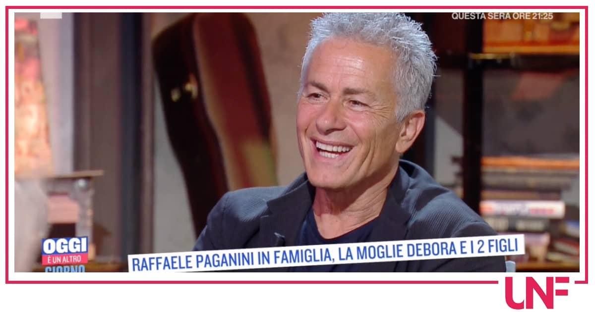 """Raffaele Paganini: """"Sto con mia moglie da 100 anni"""""""