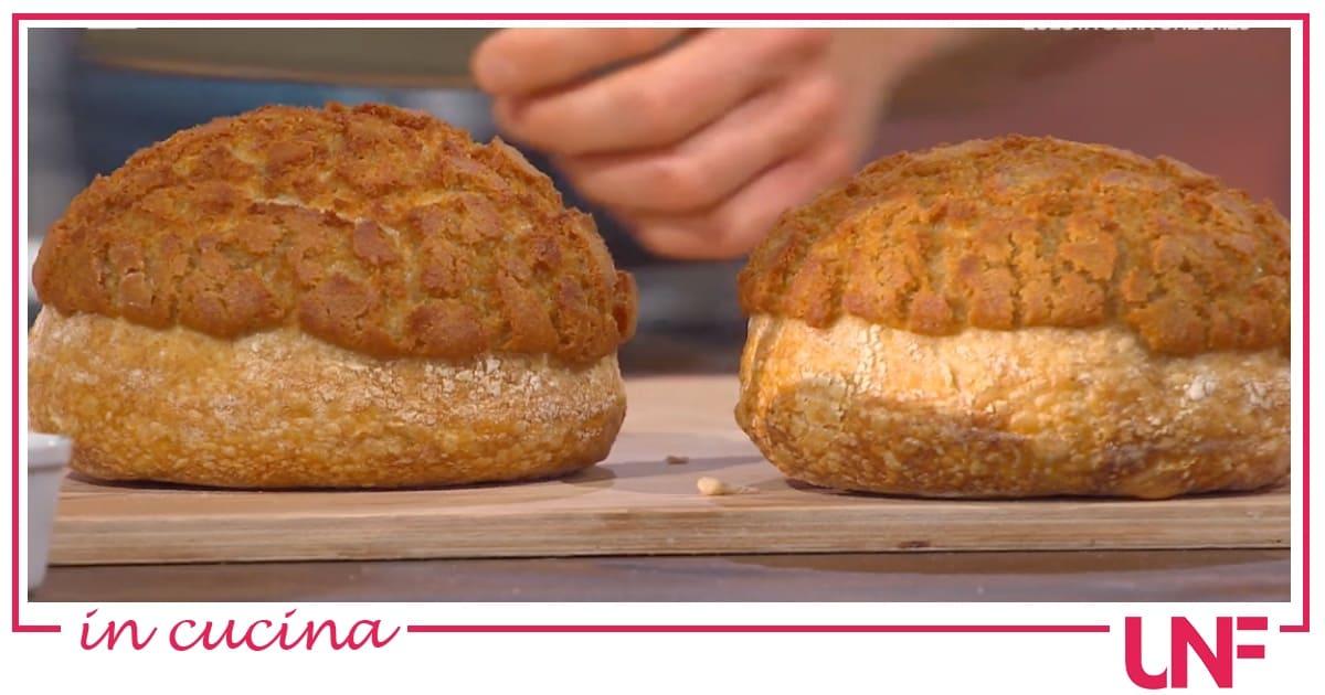 Pane olandese di Fulvio Marino, la ricetta del tiger bread