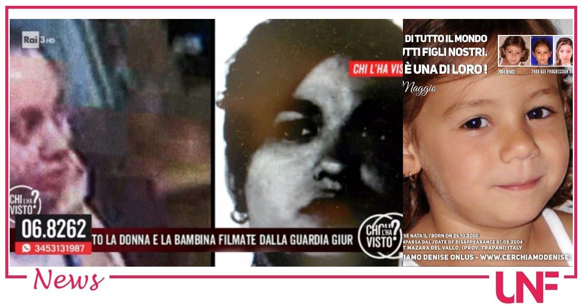 Denise Pipitone si trova in Francia con la donna del video di Milano? La testimonianza da Chi l'ha visto