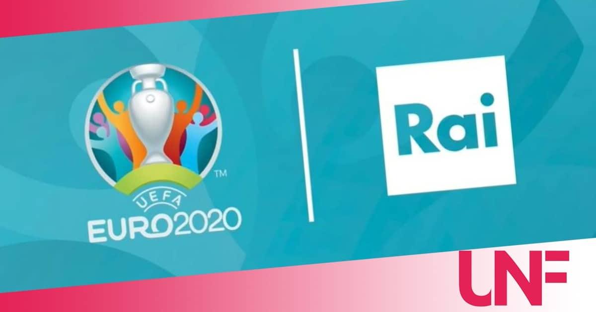 Euro 2020 si parte: tutti gli appuntamenti sui canali Rai