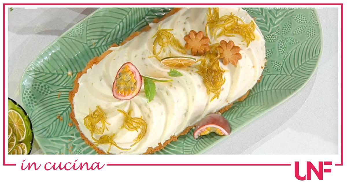 Panna cotta al lime, il dolce dell'estate di Zia Cri