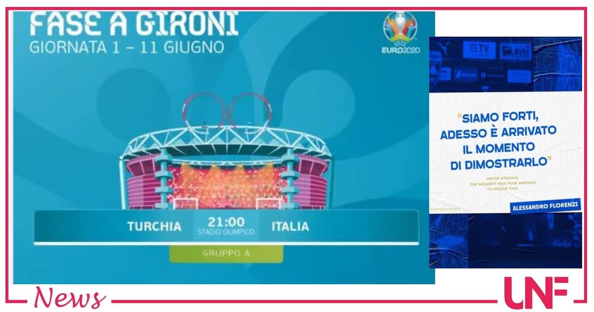 Euro 2020 probabili formazioni Italia-Turchia: gli azzurri a caccia della prima vittoria