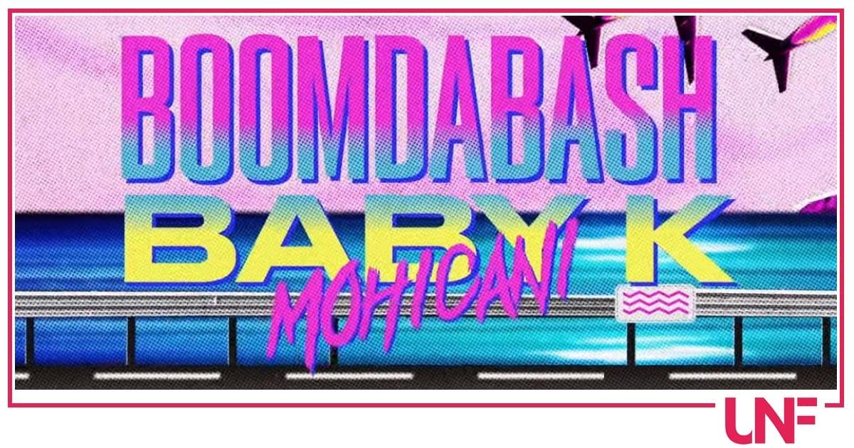 L'estate dei Boomdabash con Baby K è Mohicani ( testo e video ufficiale)