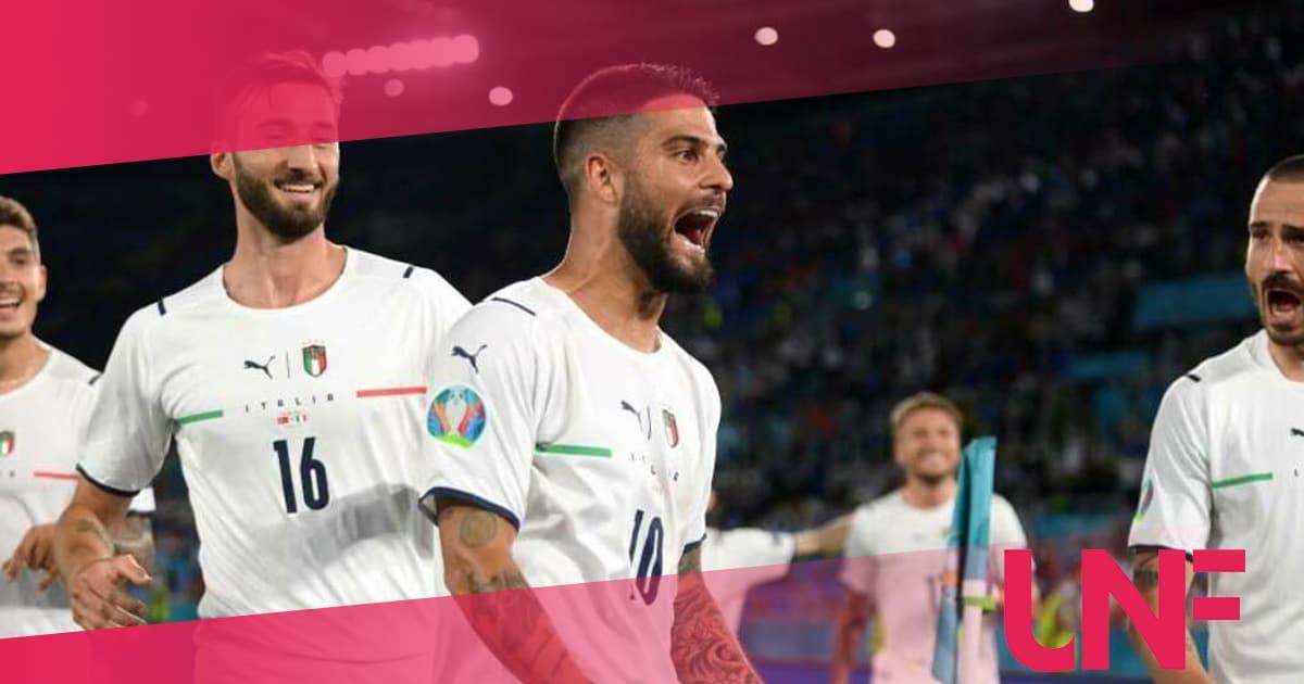 Ascolti 11 giugno: è boom per Italia Turchia a Euro 2020, flop per le altre prime serate