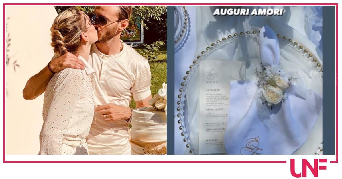 Eleonora Abbagnato e Federico Balzaretti hanno festeggiato i dieci anni di matrimonio (Foto)