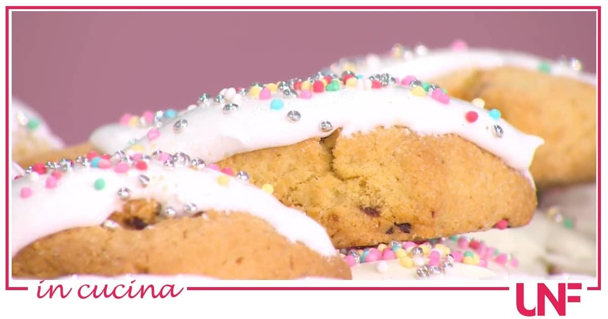 Papassini alle mandorle, la ricetta dolce di Michelle Farru