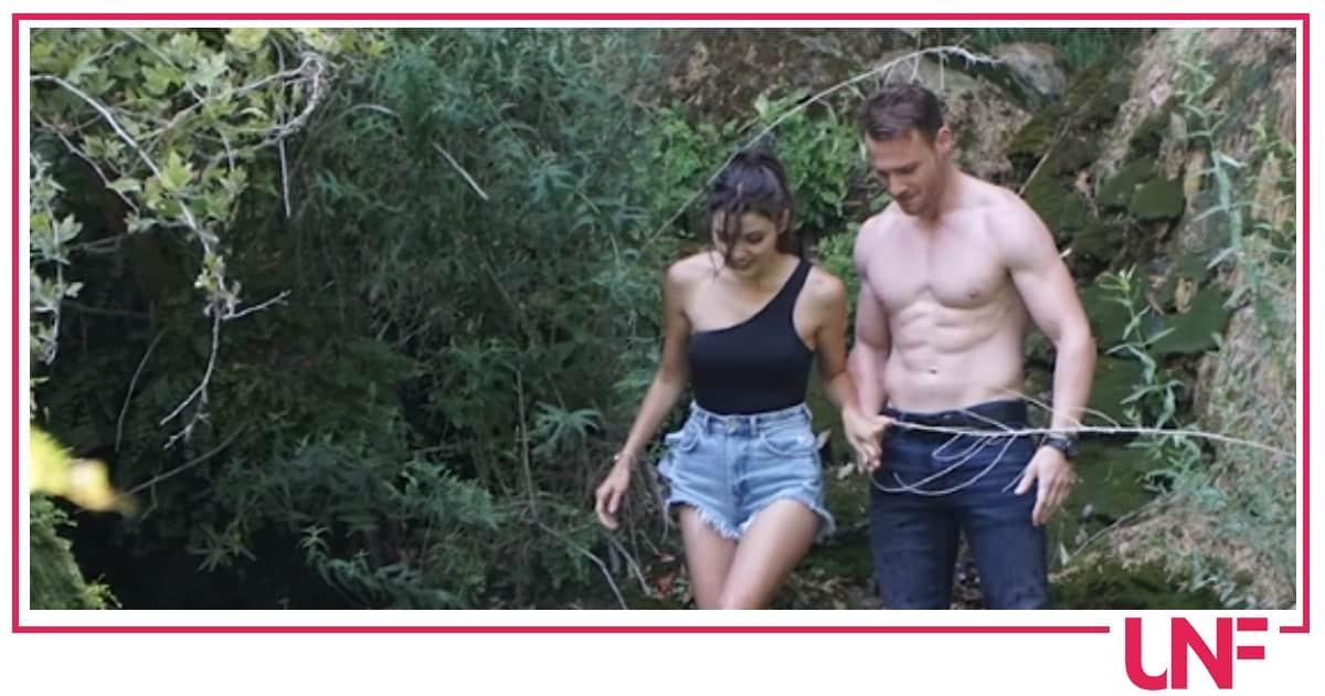 Love is in the air, anticipazioni: Serkan ed Eda pericolosamente vicini