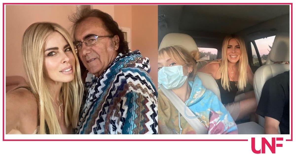 Loredana Lecciso ha lasciato Al Bano? Lui risponde con una dichiarazione d'amore