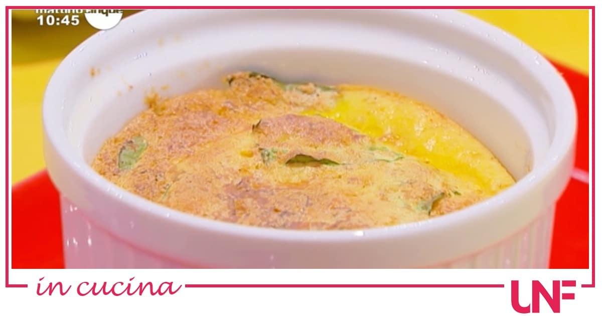 Mini cocotte alla polpa di granchio, ricetta di Samya