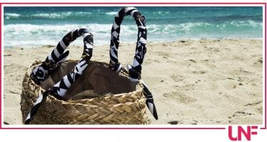 borsa spiaggia bambini