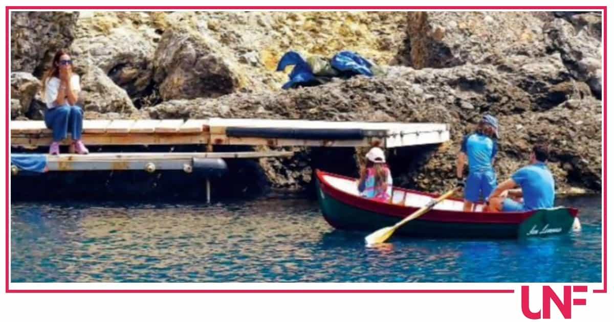 Silvia Toffanin e Piersilvio Berlusconi, il regalo al figlio è una barca col suo nome