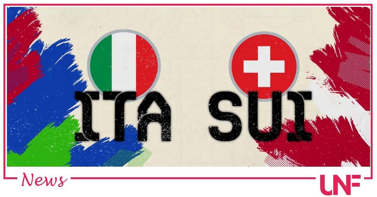 Euro 2020 stasera Italia-Svizzera: le probabili formazioni