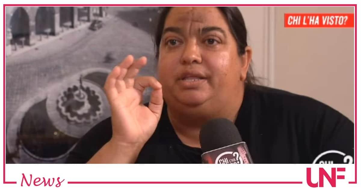 """La rabbia di Silvana: """"Non sono io la donna con Denise Pipitone, non c'entro nulla"""""""