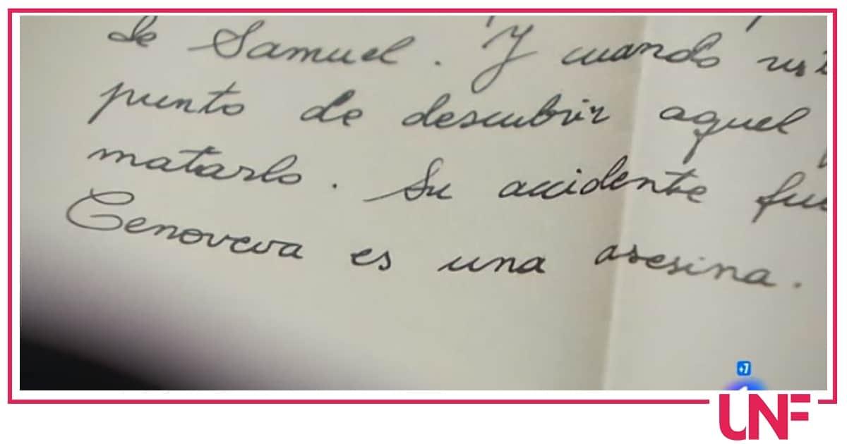 Una vita anticipazioni: la lettera di Ramon smaschera Genoveva, la denuncerà?