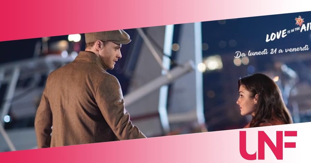 Love is in the air, anticipazioni: Serkan porta via Eda dall'evento