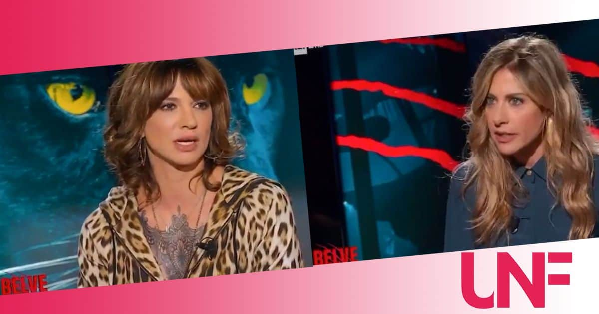 Asia Argento vs Francesca Fagnani: che scontro tra Belve