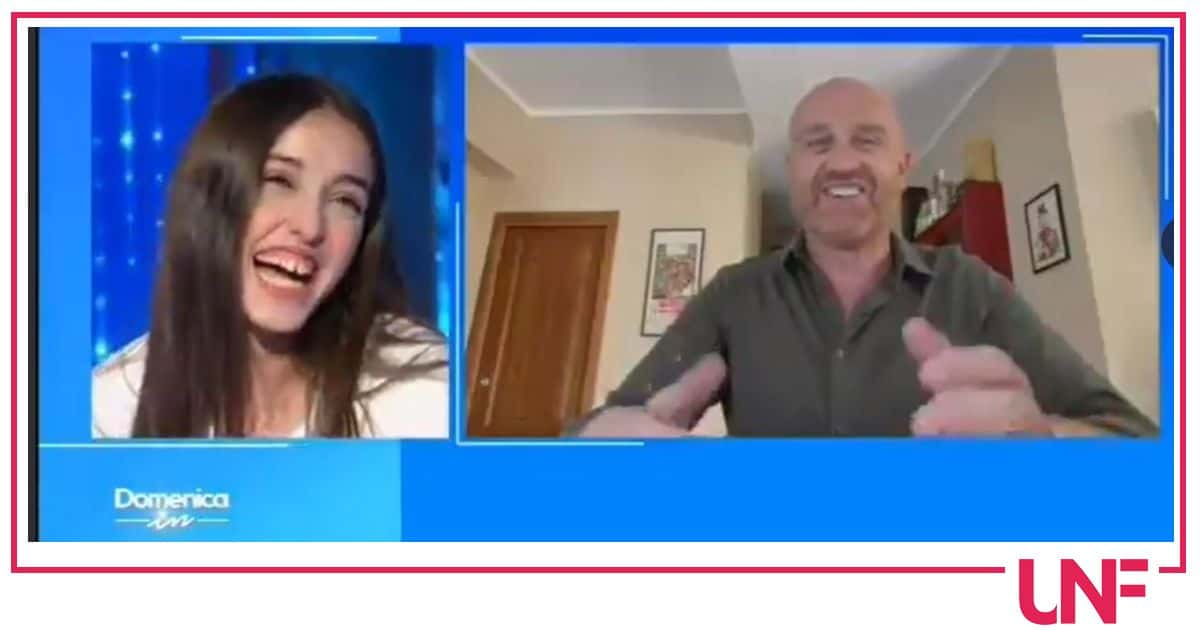 Giulia Stabile festeggia il compleanno a Domenica IN: pioggia di auguri (VIDEO)