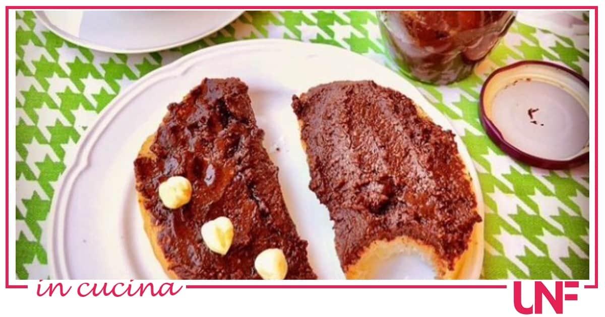 La ricetta della Nutella di Luisanna Messeri